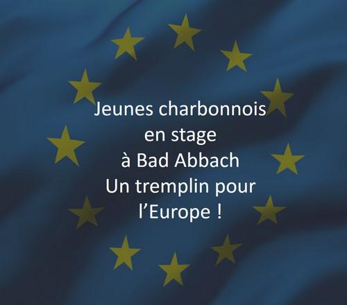 Le Jumelage, un tremplin pour l'Europe.