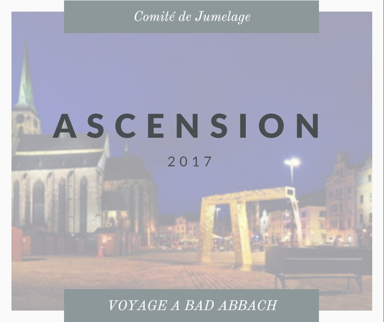 Ascension 2017