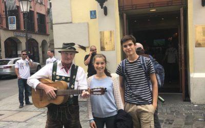 Roxane Cardinal : Mon séjour à Regensburg du 02 au 28 Juin 2018