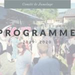 Programme Comité Jumelage