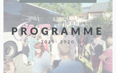 Programme 2019 -2020 & Forum des associations